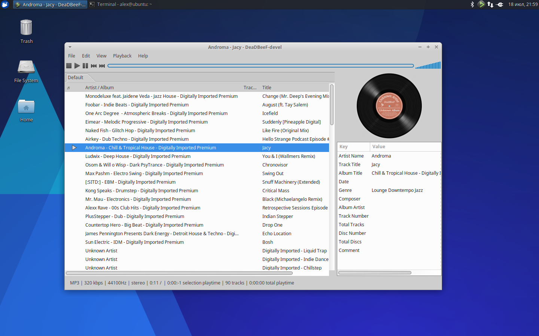 notesalexp org | Details of package deadbeef-gtk3 in Debian