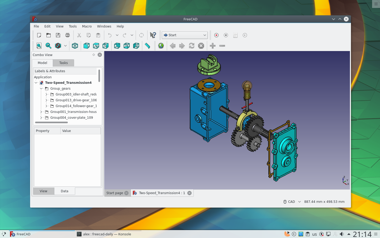 notesalexp org | Details of package freecad-daily in Debian Buster